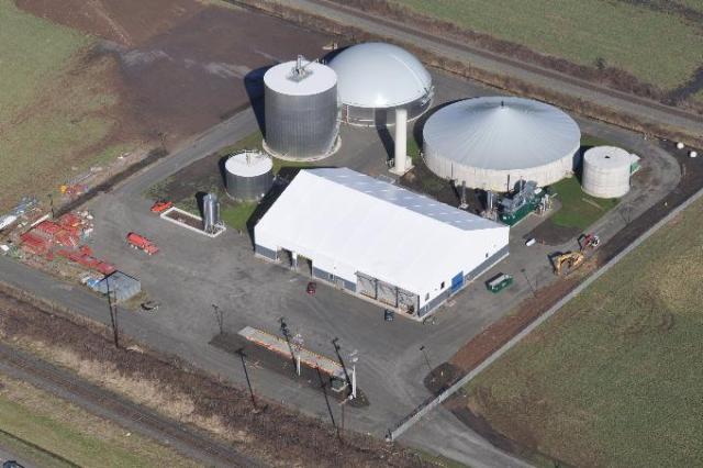 Bio Mass in Oregon | Oregon Green Energy Guide